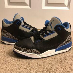 Nike Air Jordan 3 Retro - Sport - Sz 11 (2014) 🔥